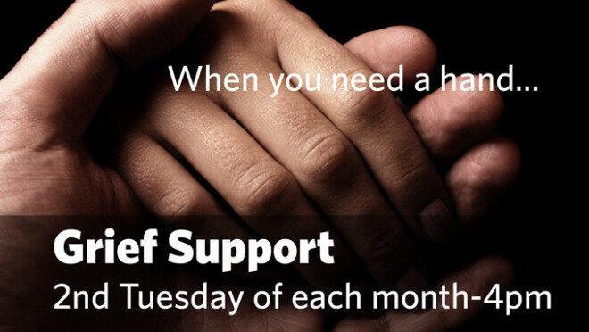 4pm Grief Support