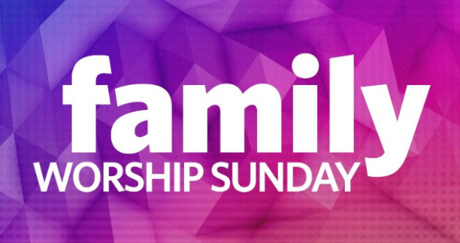 9:30am Family Worship