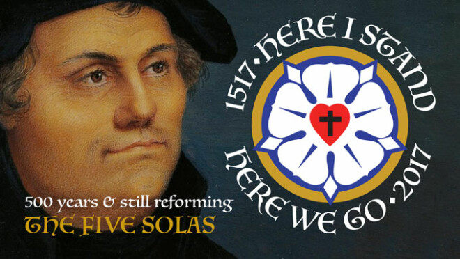 Reformation- The Five Solas