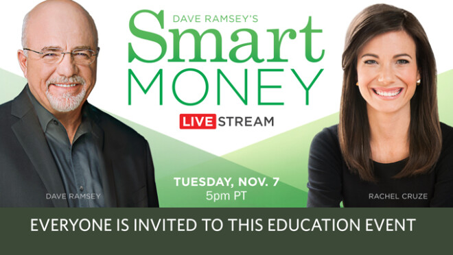 5pm Dave Ramsey's Smart Money