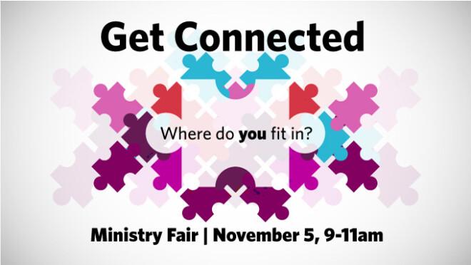 11am Ministry Fair