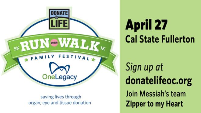 Relay for Life Run/Walk & Family Festival