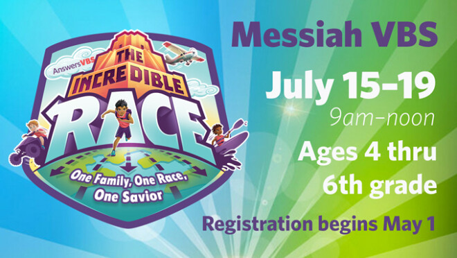 VBS Early-Bird Registration