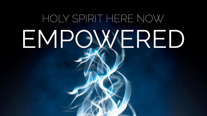Holy Spirit Here Now