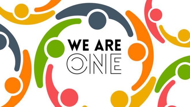 We Are One Sermon Series