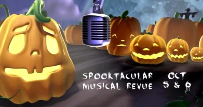 7pm Spooktacular Musical Revue