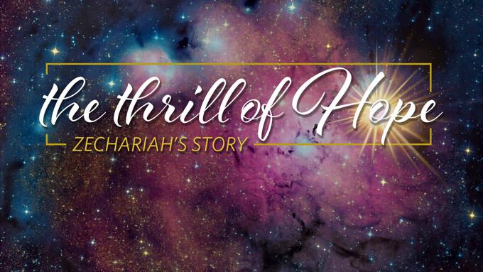 Zechariah's Story