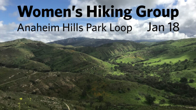 8am Women's Hike