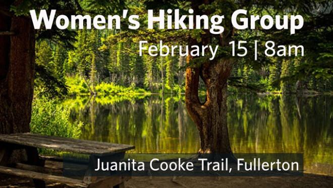 8am Women's Hiking Group