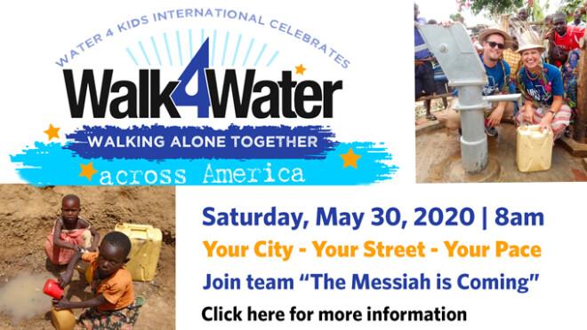 Walk 4 Water 2020