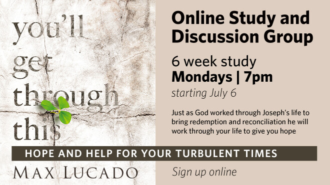 You'll Get Through This Online Study & Discussion