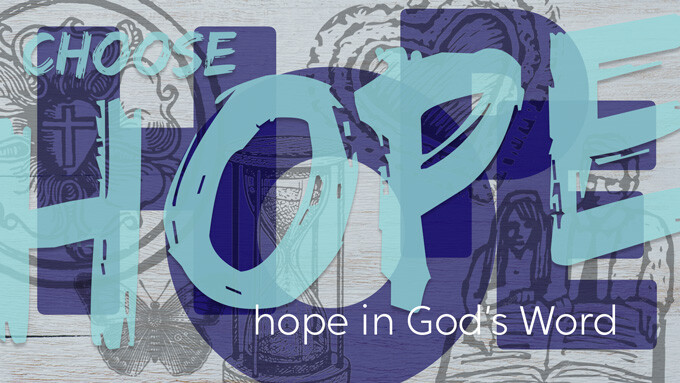 Hope in God's Word