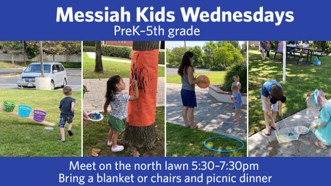 Messiah Kids Wednesdays