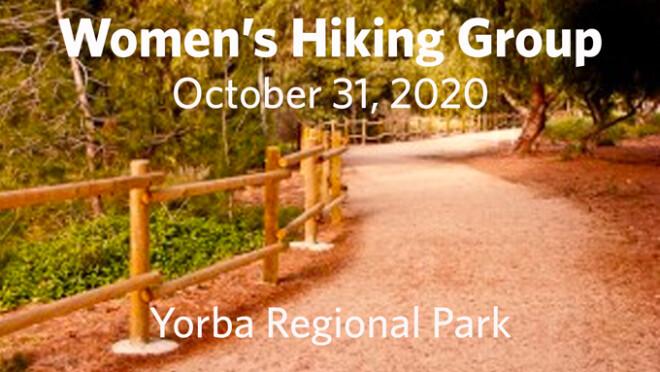 7:45am Women's Hiking Group