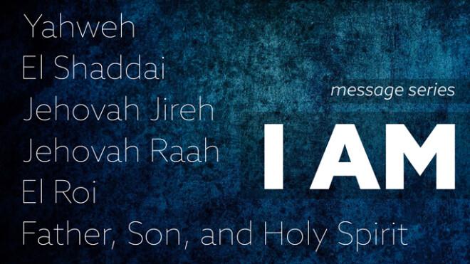 """""""I Am"""" Series"""