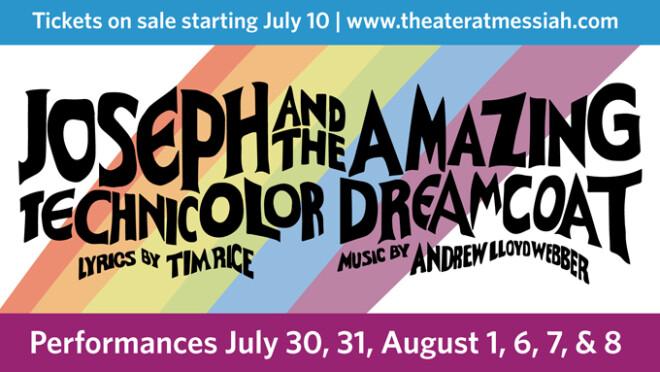 Joseph and the Amazing Technicolor Dreamcoat Performances