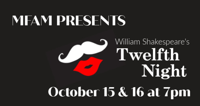 7pm Twelfth Night Performances