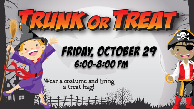 6:00pm Trunk or Treat